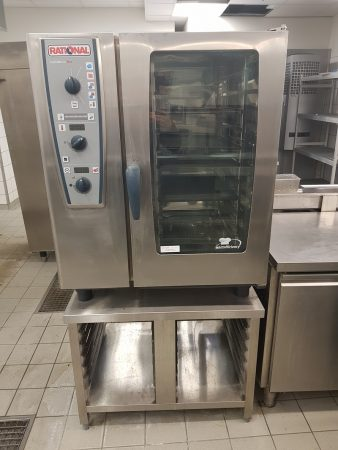 Kombidämpfer Konvektomat Gas Rational CombiMaster Plus CMP 101 G