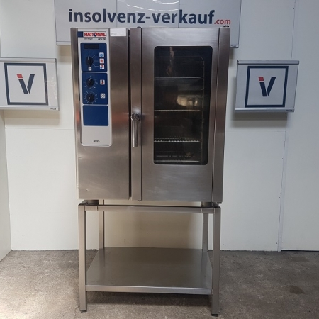Kombidämpfer Konvektomat Rational CCD 101