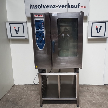 Kombidämpfer Konvektomat Rational CM 101